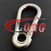 China Carbine Spring Snap Hook Supply