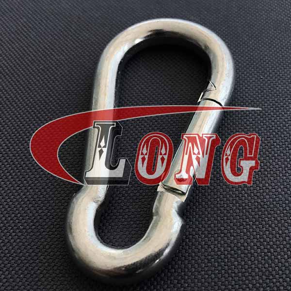 China DIN 5299C Carbine spring Hook Supply