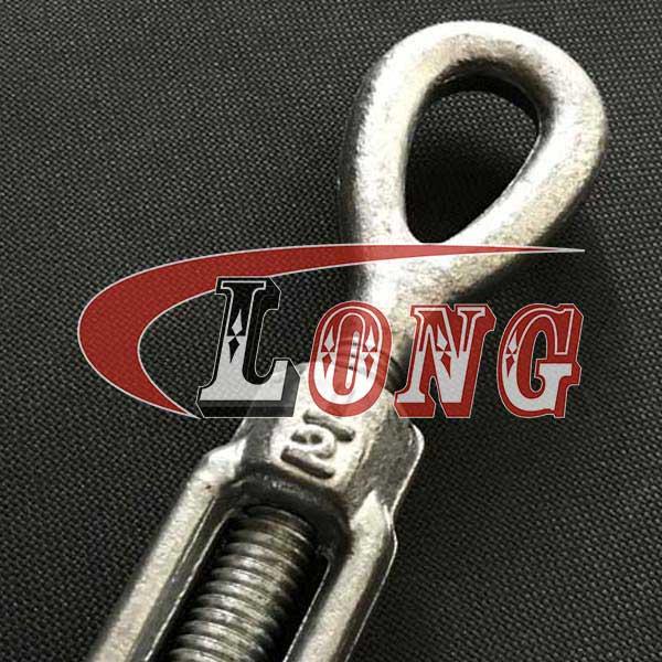 China Galvanized Hook & Eye Turnbuckle