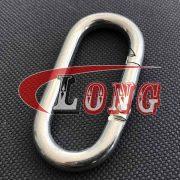 China Straight Snap Hook Supply