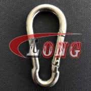 China Zinc plated Carbine Snap Hooks Supply