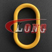 China oblong Master Link Supply