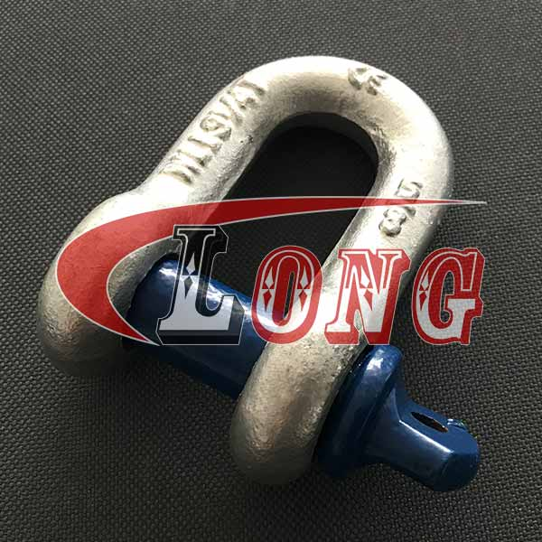 Galvanized Chain Shackle