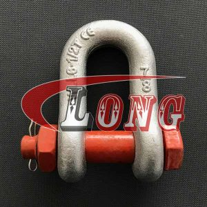 US Fed. Spec. Safety Bolt Chain Shackles G-2150-China LG™