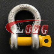 Screw Pin Bow Shackles (2)