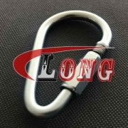 Stainless steel Pear Shaped Snap Hook
