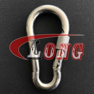 Carbine Snap Hook with Screw Nut DIN 5299-China LG™