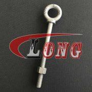 China Galvanized Shoulder Eye Bolts G277 Supply