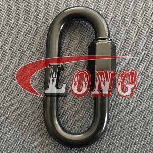 Zinc Plated Quick Link-China LG Manufacture