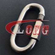 China Stainless Steel Quick Link Supply