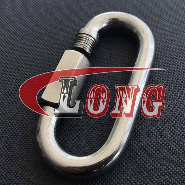 China Stainless Steel Quick Repair Chain Links Supply