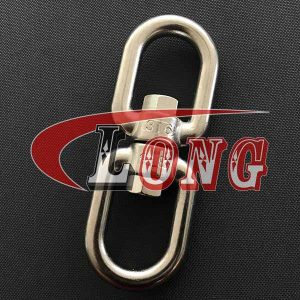 Stainless Steel Eye & Eye Swivel-China LG Supply