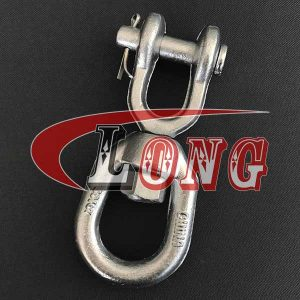 Forged G-403 Jaw End Swivel-China LG Manufacture