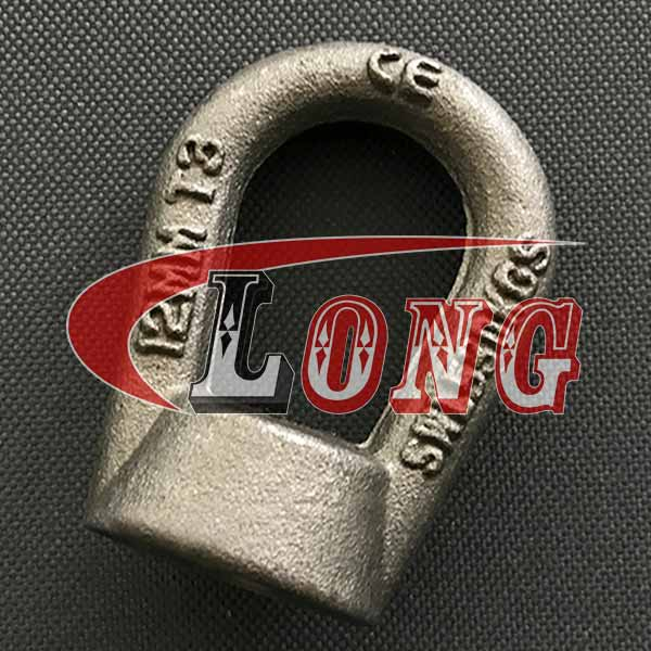 Lifting weld less Bow Nut BS3974, Self-color Bow Nut China
