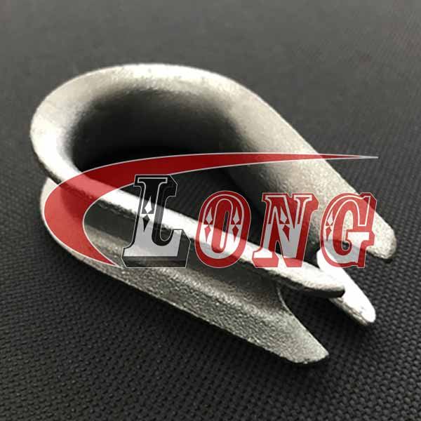 Light Duty Wire Rope Thimbles G411