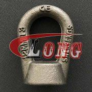 Self-color Bow Nut (BS 3974), Metric Thread Bow Nut BS3974