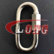 Quick Link Stainless Steel 1