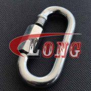 Zinc Plated Quick Link