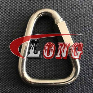 Carbon Steel Delta Quick Link-China LG Manufacture