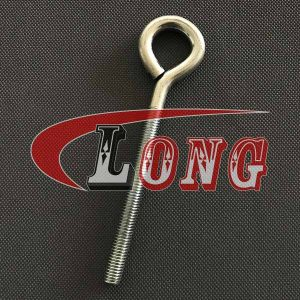 Wire Turned Eye Bolts-China LG Manufacture