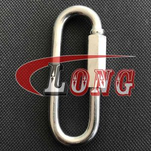 Stainless Steel Long Quick Link-China LG Supply