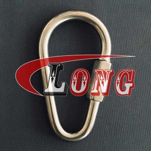 Stainless Steel Pear Shape Quick Link-China LG™