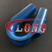 lg rigging supply-tube-thimble