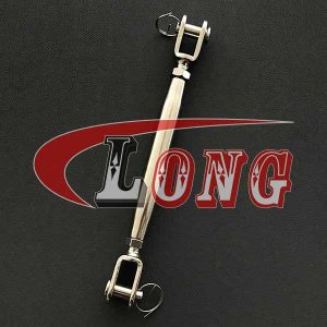 Stainless Steel Rigging Screw Jaw and Jaw-China LG™