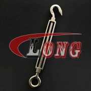 China Stainless Steel Turnbuckle Eye & Hook Supply