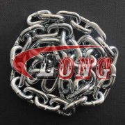 Din766 Welded Link Chains