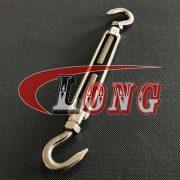 Stainless Steel Hook & Hook Turnbuckles