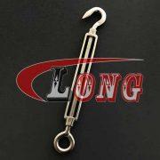 Stainless Steel Turnbuckle Eye & Hook