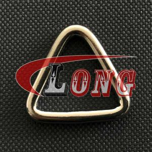 Stainless Steel Triangle Delta Rings-China LG™