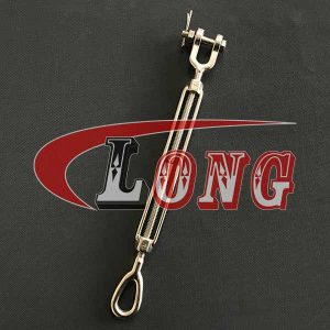 Stainless Steel Turnbuckles Jaw & Eye US Fed. Spec-China LG™