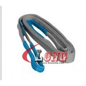 4Ton Flat Duplex Webbing Slings