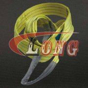 China 3-ton-polyester-flat-webbing-sling