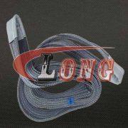 China 4Ton Duplex Flat Webbing Sling