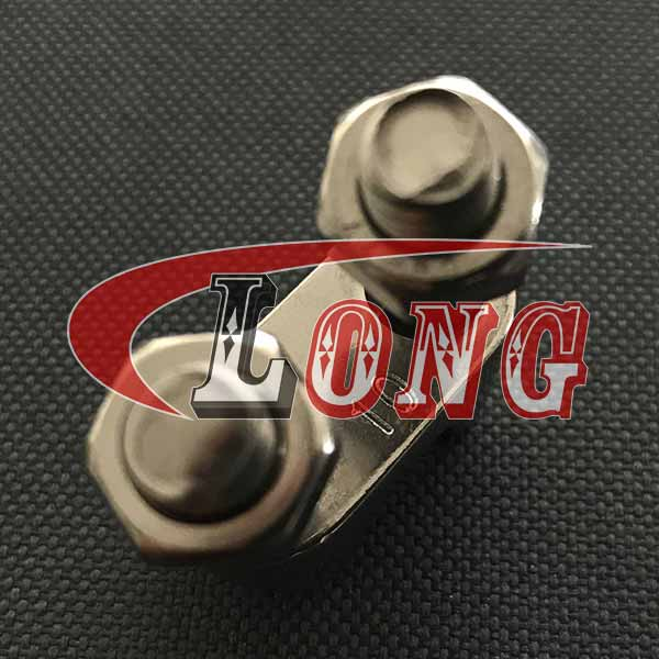 China Din741 Wire Rope Clip Manufactures