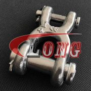 China Double Clevis Link Supply