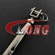 China Stainless Steel Closed Body Jaw and Swage