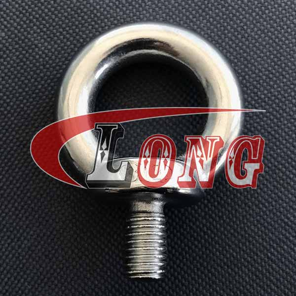 China Stainless Steel Din 580 Eye Bolt Supply