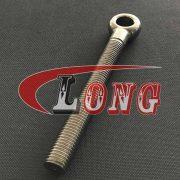 China Stainless Steel Swing Eye Bolt Din444 (2)