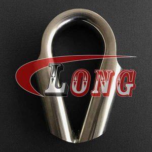 Stainless Steel Tubular Thimble-China LG Supply