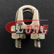 China Stainless Steel Wire Rope Clip