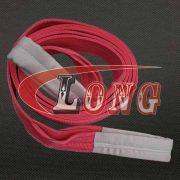 China polyester-webbing-sling