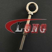 Stainless Steel Eye Bolt with Nut and Washer G277