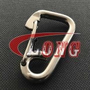 Stainless Steel Harness Style Snap Link
