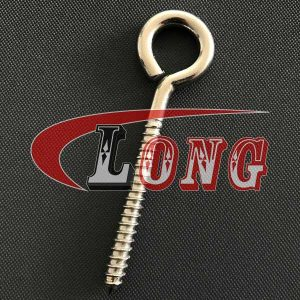 Stainless Steel Lag Eye Bolt-China LG Manufacture
