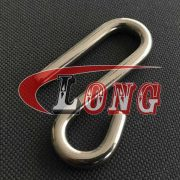 """Stainless Steel Long Arm """"s"""" Hook"""