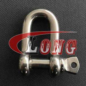Stainless Steel Screw Pin Chain Shackle G210-China LG™